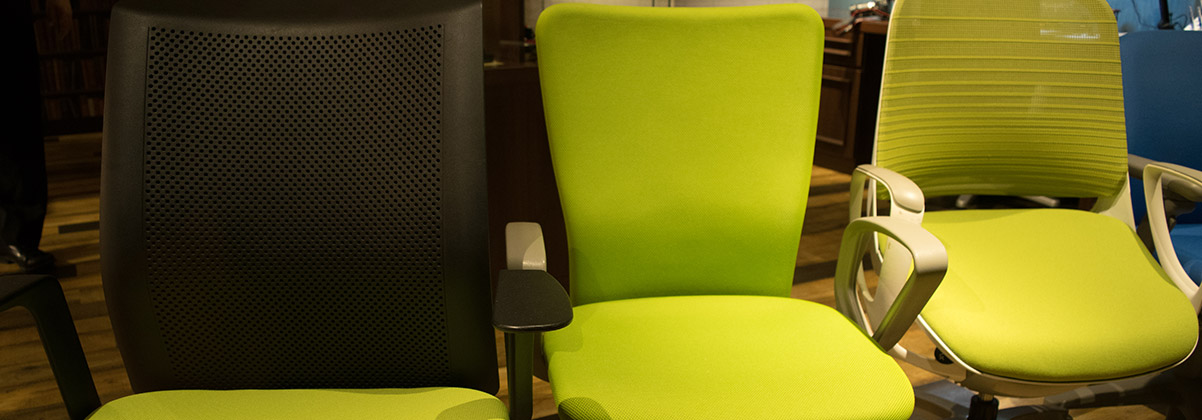 高品質の事務用椅子をご案内いたします。